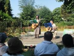 森の音楽祭ステージ2