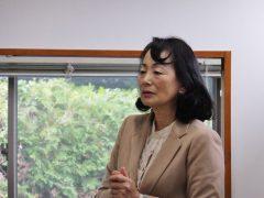森田美紀子次期花仲間代表